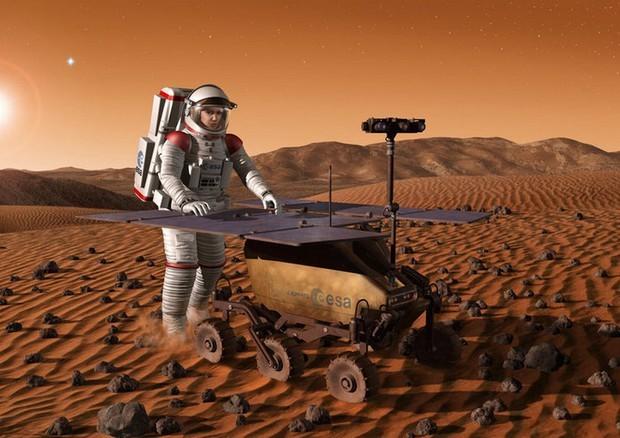 L'uomo che camminerà su Marte oggi ha 5-6 anni