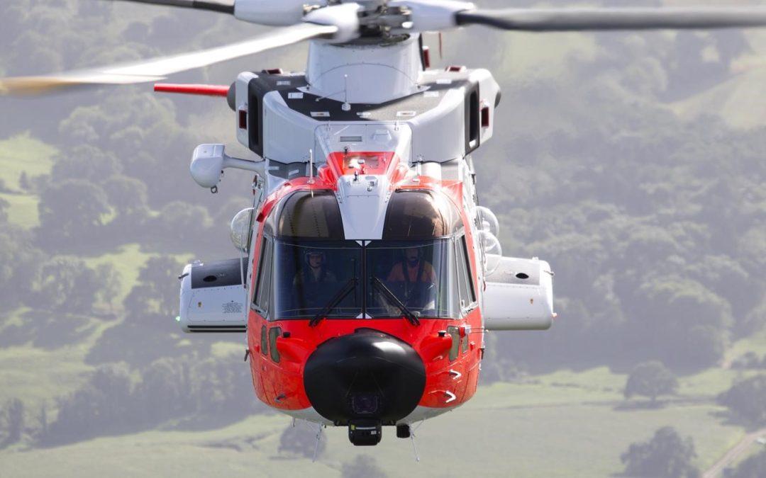 Training e simulazione secondo Leonardo Elicotteri