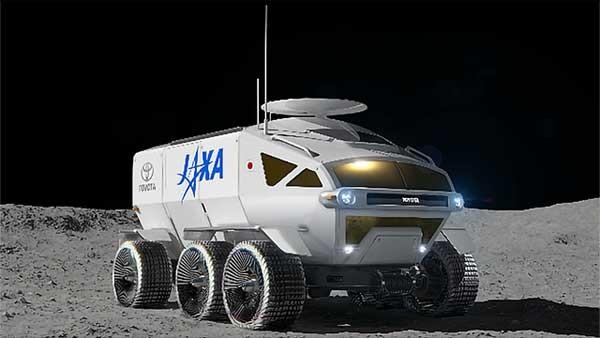 JAXA e Toyota insieme per la mobilità lunare
