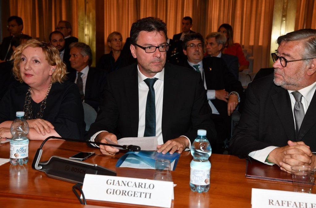 Luce verde da Palazzo Chigi per il nuovo presidente dell'ASI: Giorgio Saccoccia