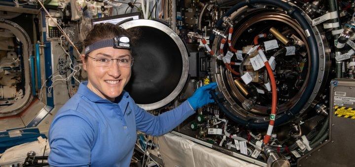 NASA punta a un nuovo record al femminile