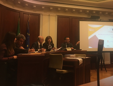 AUDIZIONE DEL DISTRETTO CAMPANO IN COMMISSIONE DIFESA AL SENATO