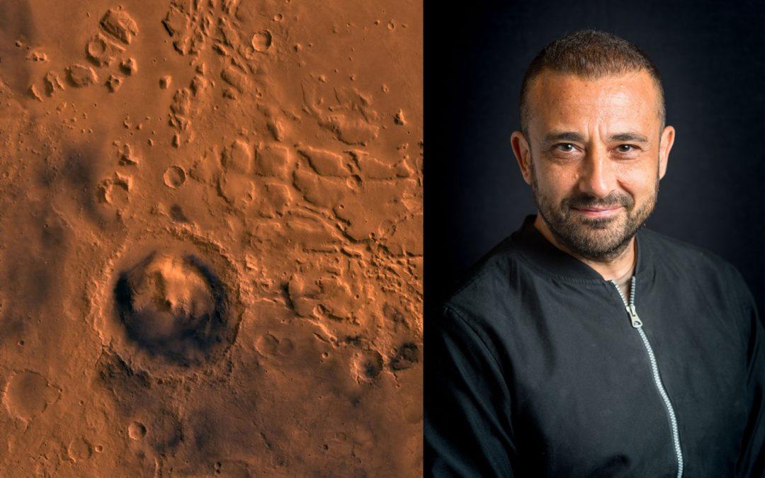 Metano su Marte, la conferma arriva dall'Italia