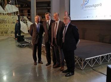 A Milano arriva innovAgorà, la piazza dei brevetti e innovazione Dal 6 a 8 maggio il mondo della ricerca incontra gli investitori