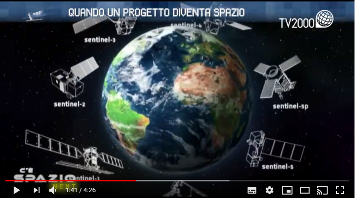 COSTRUIRE LO SPAZIO SULLA TERRA