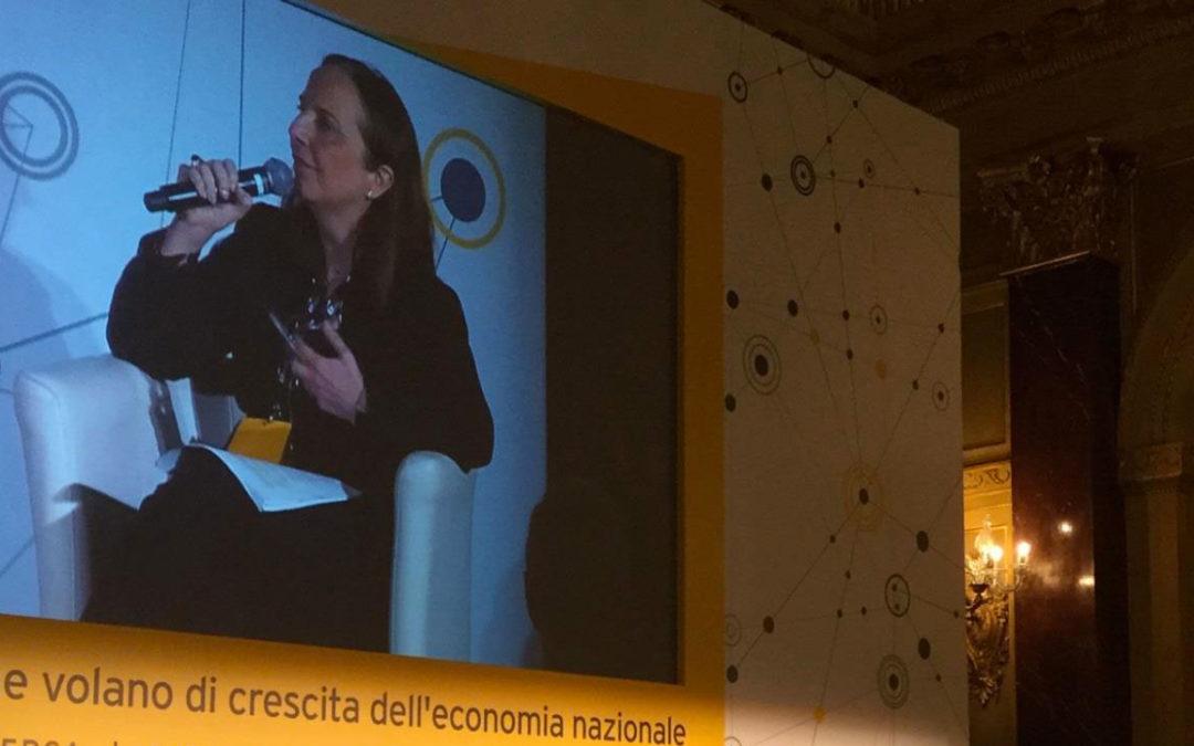 Cristina Leone: ricerca e innovazione in tempi complessi come quelli attuali necessitano di forti investimenti e di un driver come la grande impresa