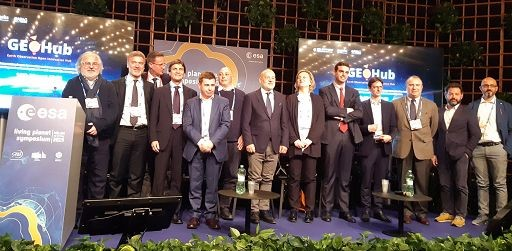 Al Living planet symposium dell'Esa a Milano nasce GeoHub
