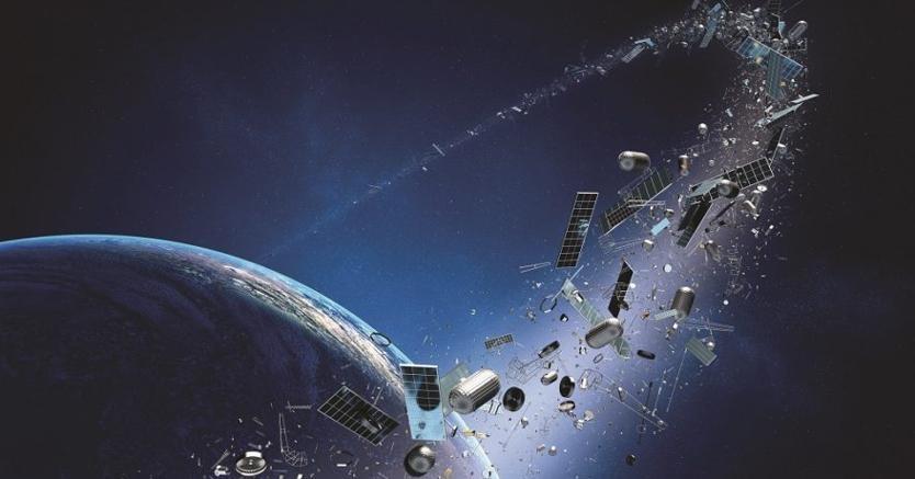 Paura della fine del mondo a colpi di asteroidi e rifiuti spaziali? C'è il telescopio «Occhio di mosca»