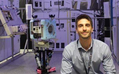 Italiano il pioniere dei robot per la futura stazione lunare