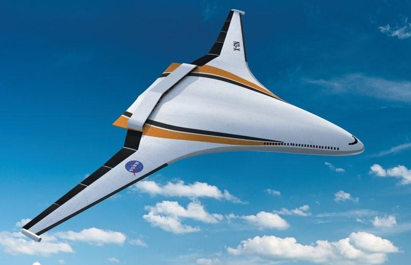 Aereo elettrico della NASA per un cielo pulito