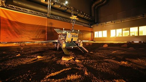 Inaugurato il Rover Operation Control Center per ExoMars 2020