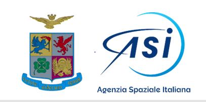 SPAZIO: ACCORDO DI COLLABORAZIONE TRA AERONAUTICA MILITARE E ASI PER NUOVA RETE DI GEO-REFERENZIAZIONE GNSS