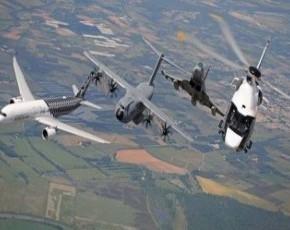 Airbus: le novità in mostra al Salone di Le Bourget