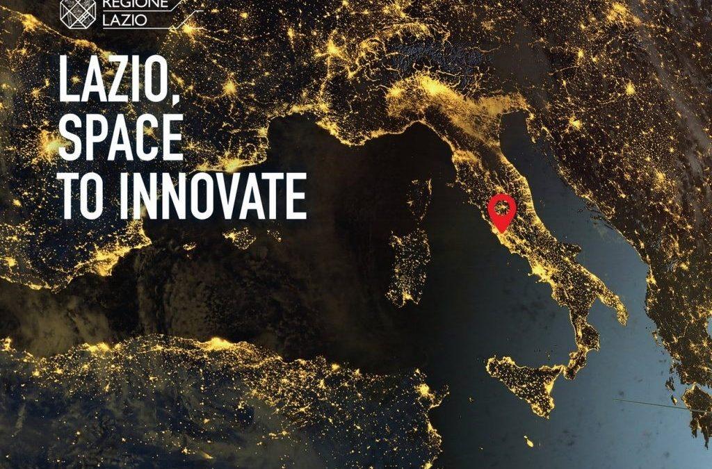 La Regione Lazio a Le Bourget con le aziende dell'Aerospazio
