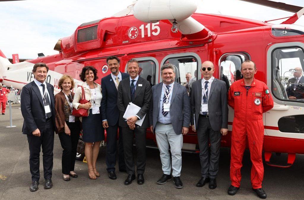 Il Lombardia Aerospace Cluster fa sistema a Parigi