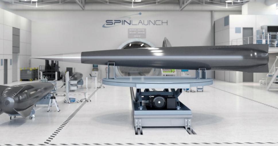 Primo contratto per la misteriosa startup SpinLaunch