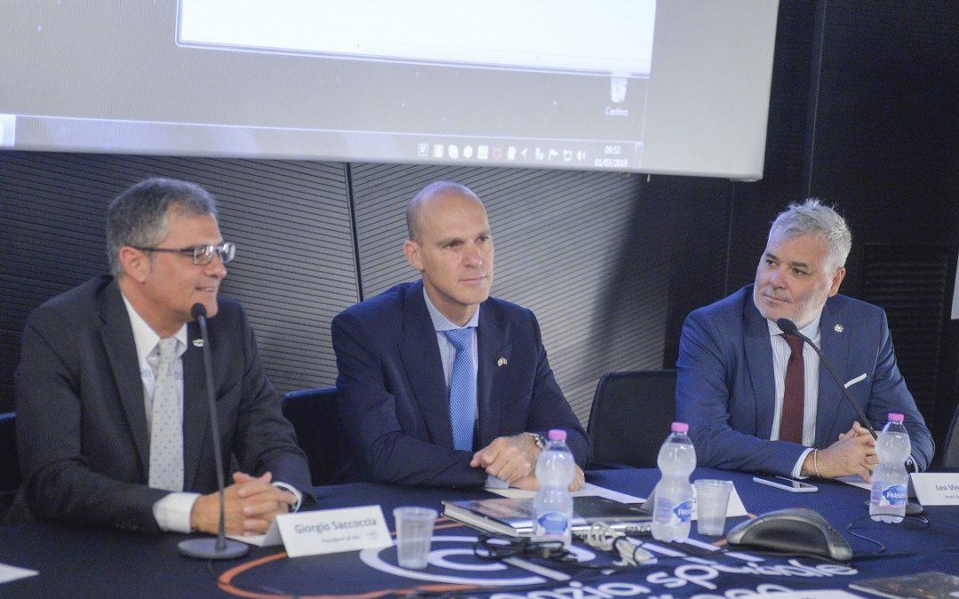 CON SHALOM ITALIA E ISRAELE RAFFORZANO LA COLLABORAZIONE NELLO SPAZIO