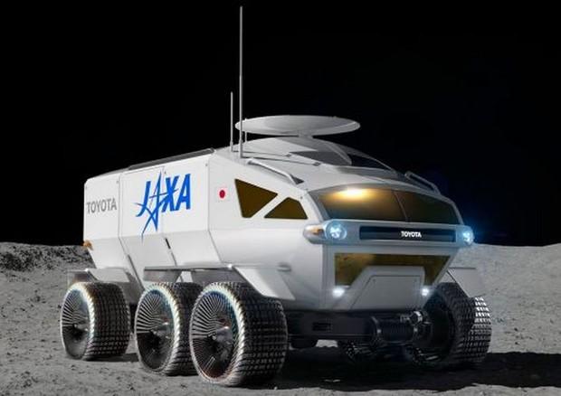 Luna, il Giappone prepara un rover per il 2029