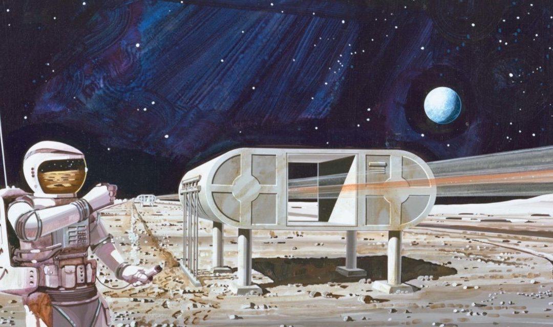 Di chi è la Luna? La corsa allo spazio 2.0 tra leggi vecchie e nuove