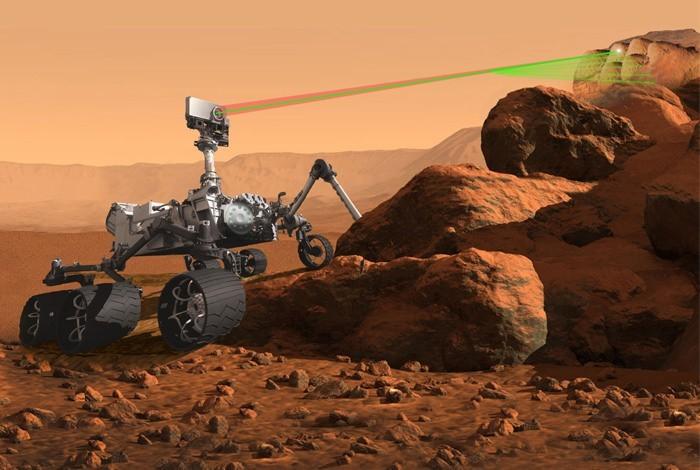 Installata la SuperCam su Mars 2020
