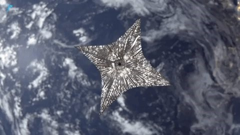 LightSail 2 ha dispiegato la sua vela fotonica
