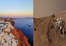 DeepSpace: Da Santorini all'Oman, i luoghi marziani sulla Terra