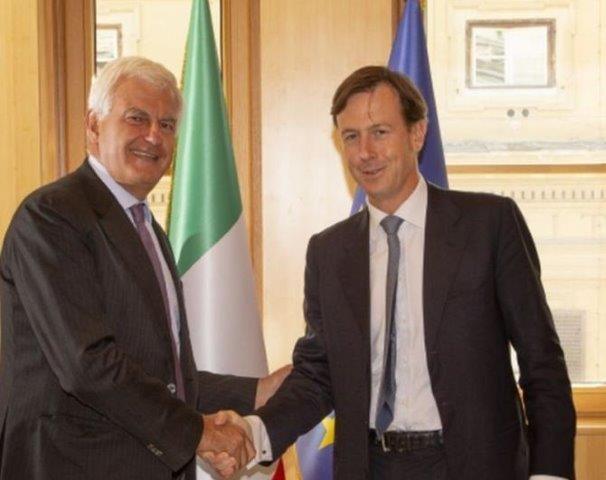 Leonardo e Cassa Depositi e Prestiti consolidano la collaborazione