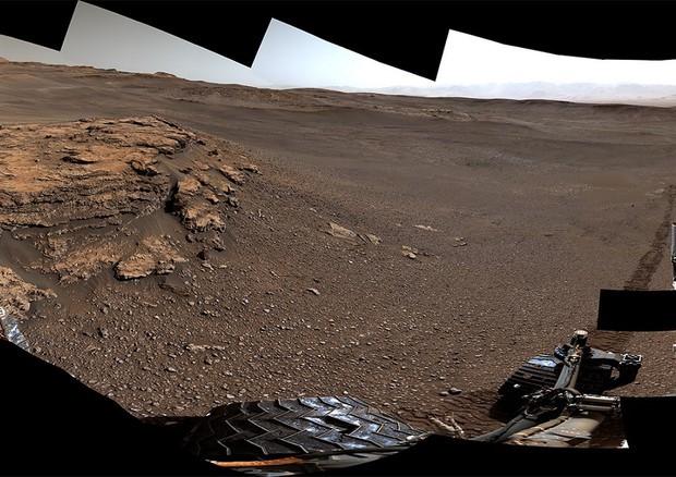 Curiosity festeggia 7 anni su Marte con un nuovo enigma