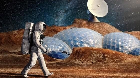 Perdita di memoria e ansia per gli astronauti verso Marte