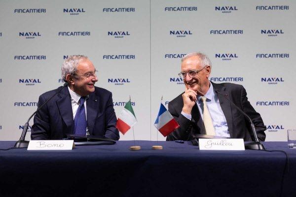 Fincantieri e Leonardo-Finmeccanica, che cosa ha deciso il governo su Naval