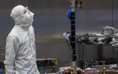 ExoMars, il rover costruito da Airbus, ha ora gli 'occhi'