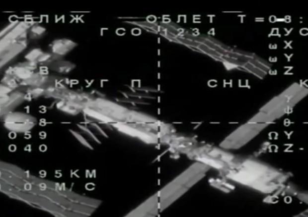 Soyuz non ha agganciato Iss a causa di fluttuazioni
