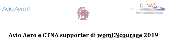 Avio Aero e CTNA supporter di WomENcourage 2019