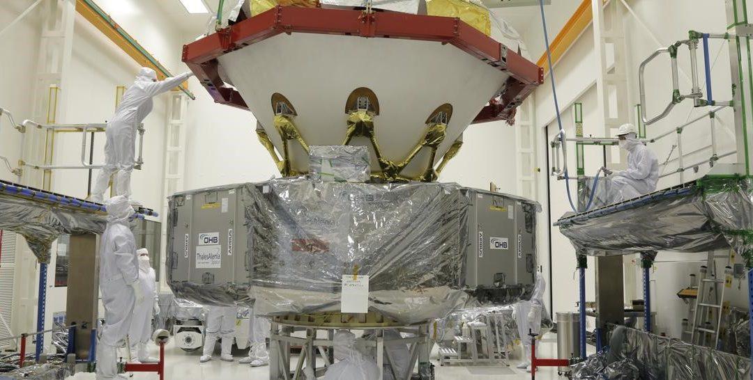 Nasce a Torino la tecnologia per la nuova corsa allo spazio