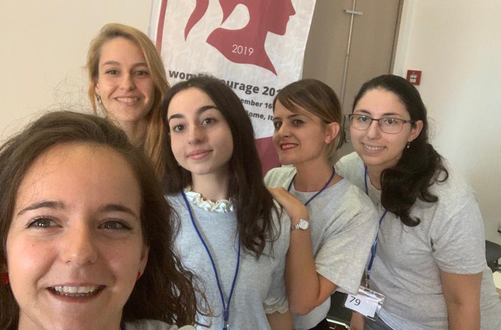 Un team composto da ragazze del Politecnico di Torino e della Sapienza vince l' Hackathon del CTNA e Avio Aero