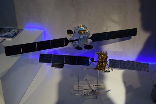 Airbus e Telespazio insieme nel sistema satellitare Syracuse IV