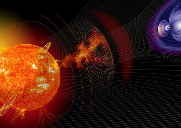 160 anni fa la più violenta tempesta magnetica