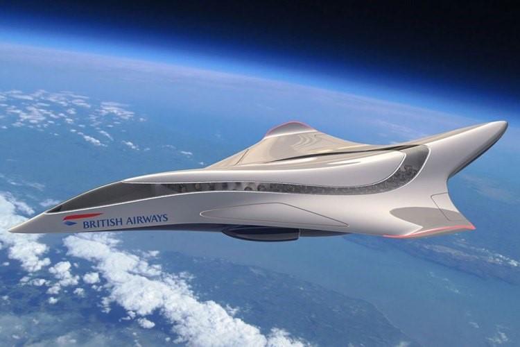 Ba2119 Curio: il futuro del volo fra 100 anni per British Airways