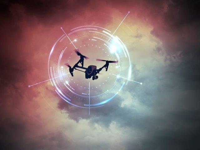 La RAF sceglie Leonardo per il programma di ricerca anti-drone