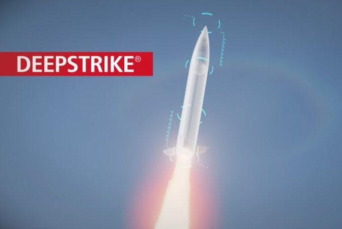 Proseguono i test del missile ipersonico DEEPSTRIKE