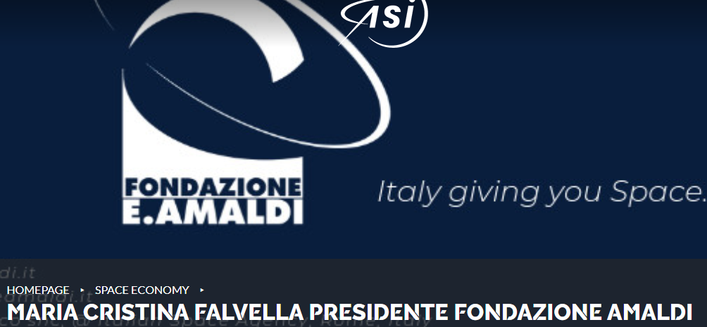 Cambio al vertice della Fondazione Amaldi. A Roberto Battiston subentra Maria Cristina Falvella
