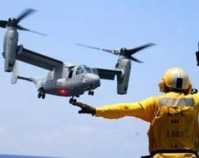 La flotta Bell Boeing V-22 Osprey supera le 500.000 ore di volo