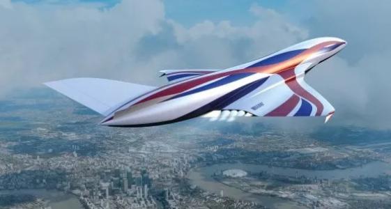 Londra-Sydney in 4 ore: il volo ipersonico entro il 2030
