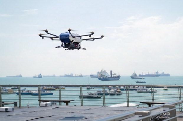 I droni di Airbus tracciano le nuove rotte