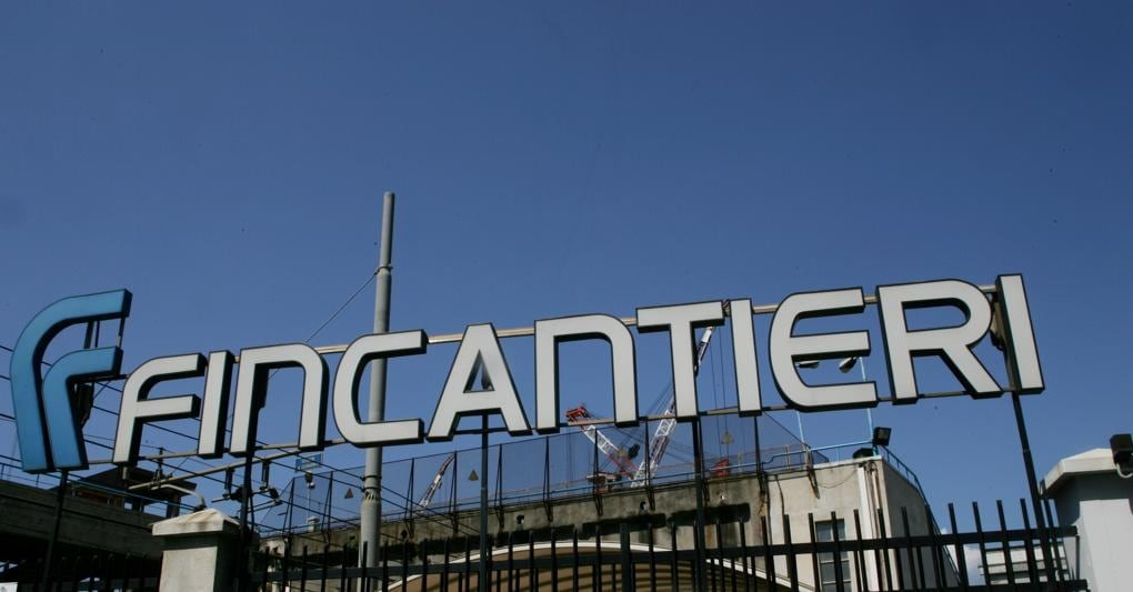 Fincantieri vince una commessa da 1,3 miliardi per 4 navi militari