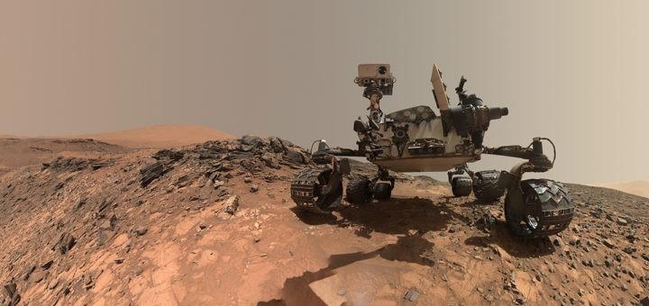 Curiosity: anche i rover perdono la bussola