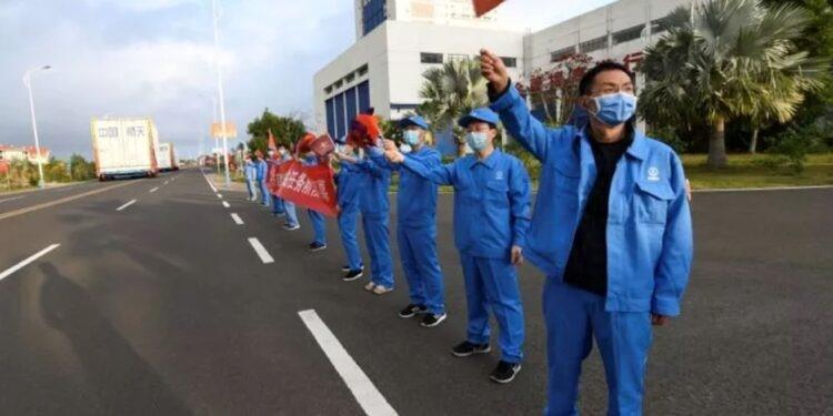 Il Coronavirus mette in difficoltà anche il programma spaziale cinese