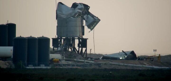 SpaceX: distrutto anche terzo prototipo di Starship