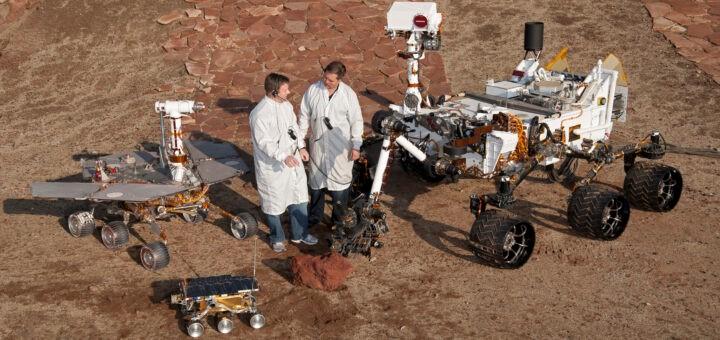 I rover di Marte