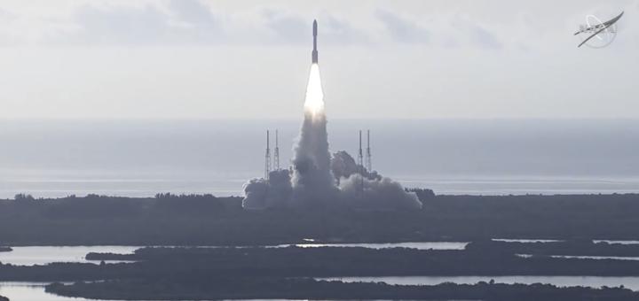 Perseverance e Ingenuity in  viaggio verso Marte